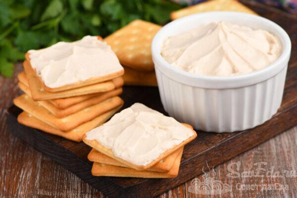 Творожный сыр из ряженки